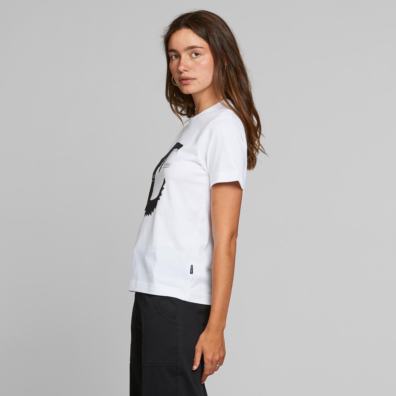 T-shirt Mysen Failure Success White