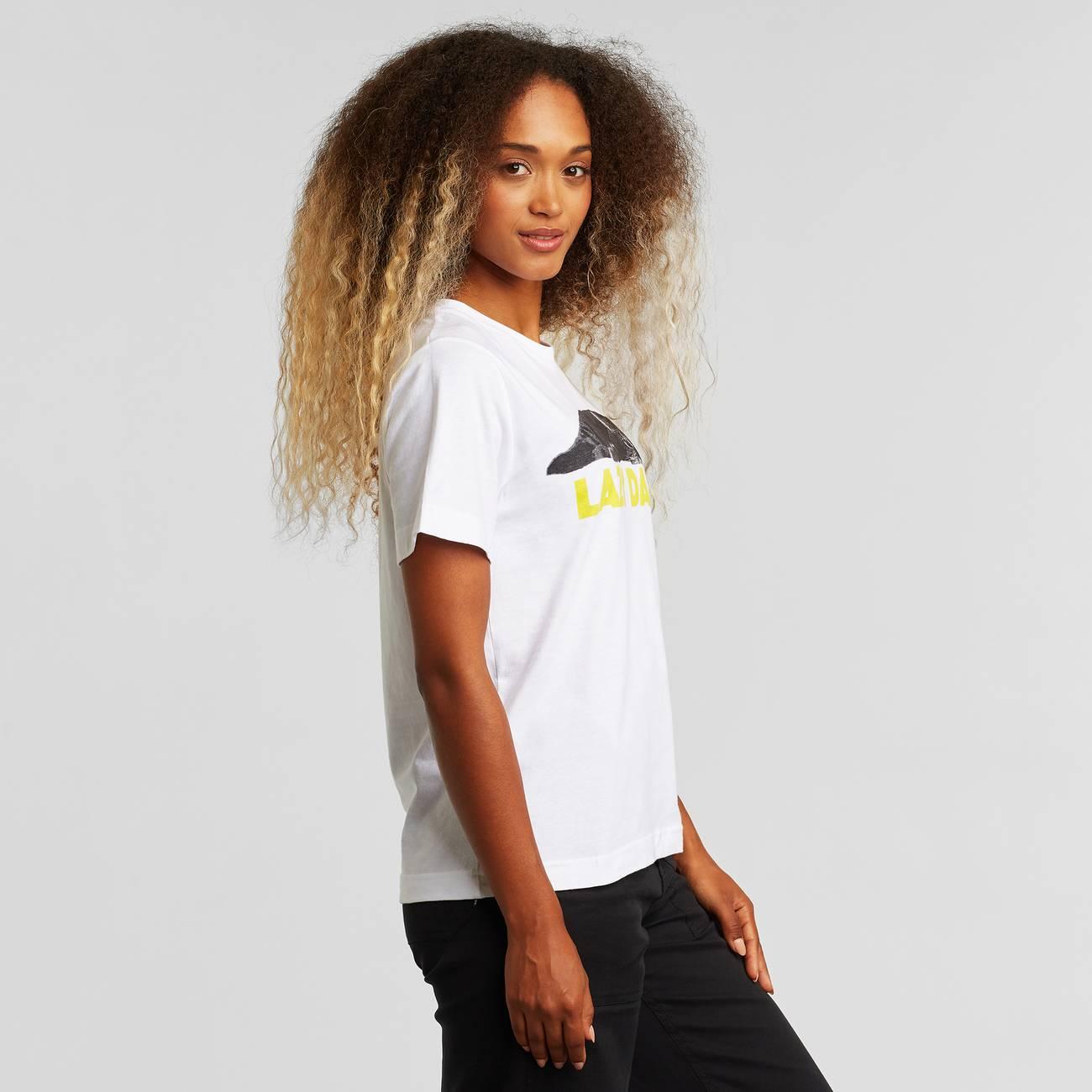 T-shirt Mysen Lazy Dayz White