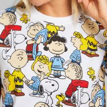 T-shirt Mysen Peanuts AOP Multi Color