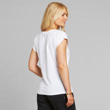 T-shirt Visby Painted Panda White