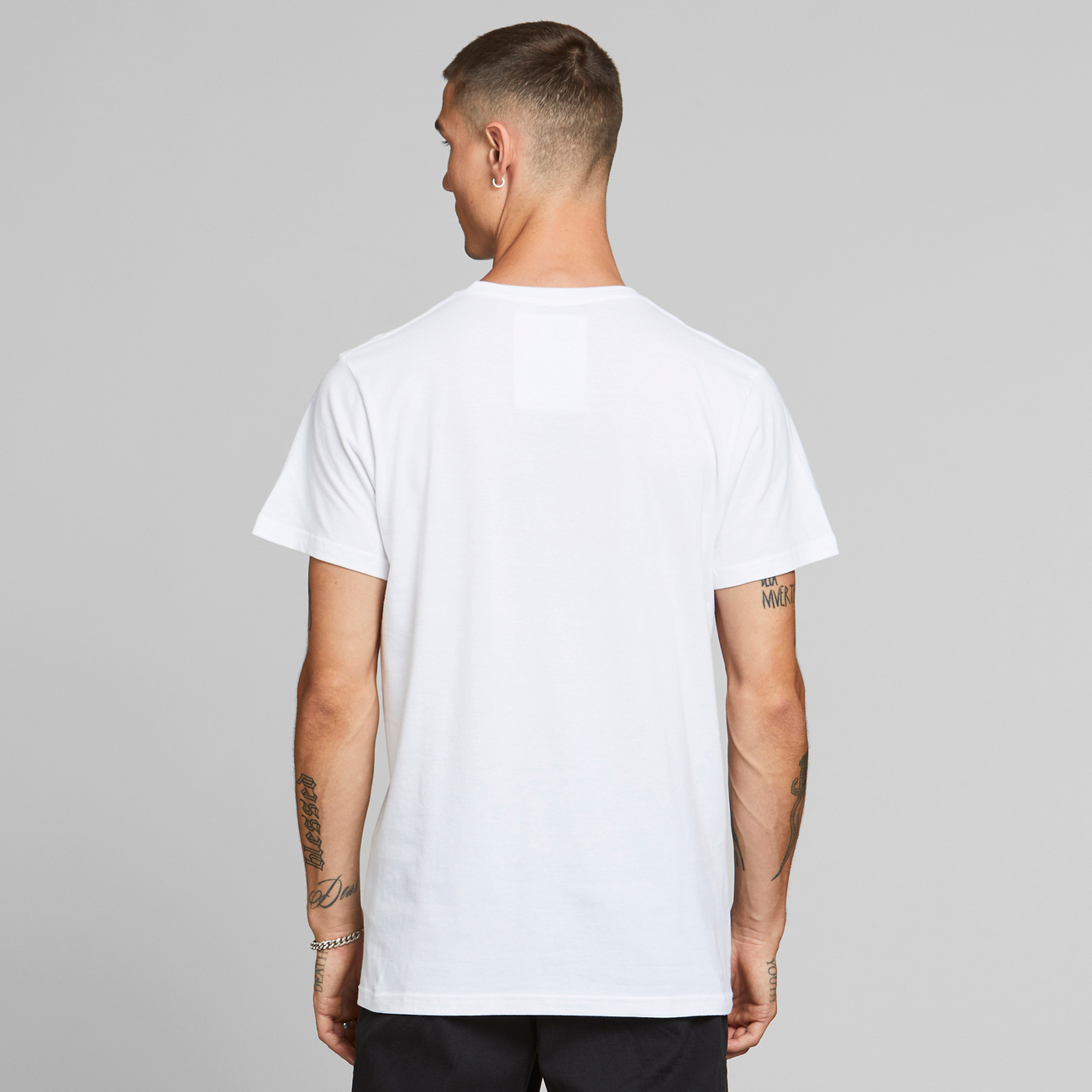 T-shirt Stockholm Failure Success White