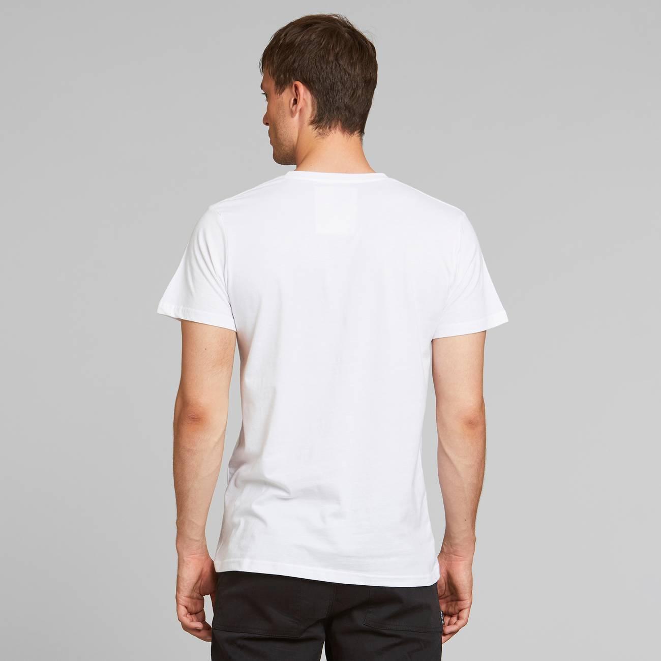 T-shirt Stockholm Lazy Dayz White
