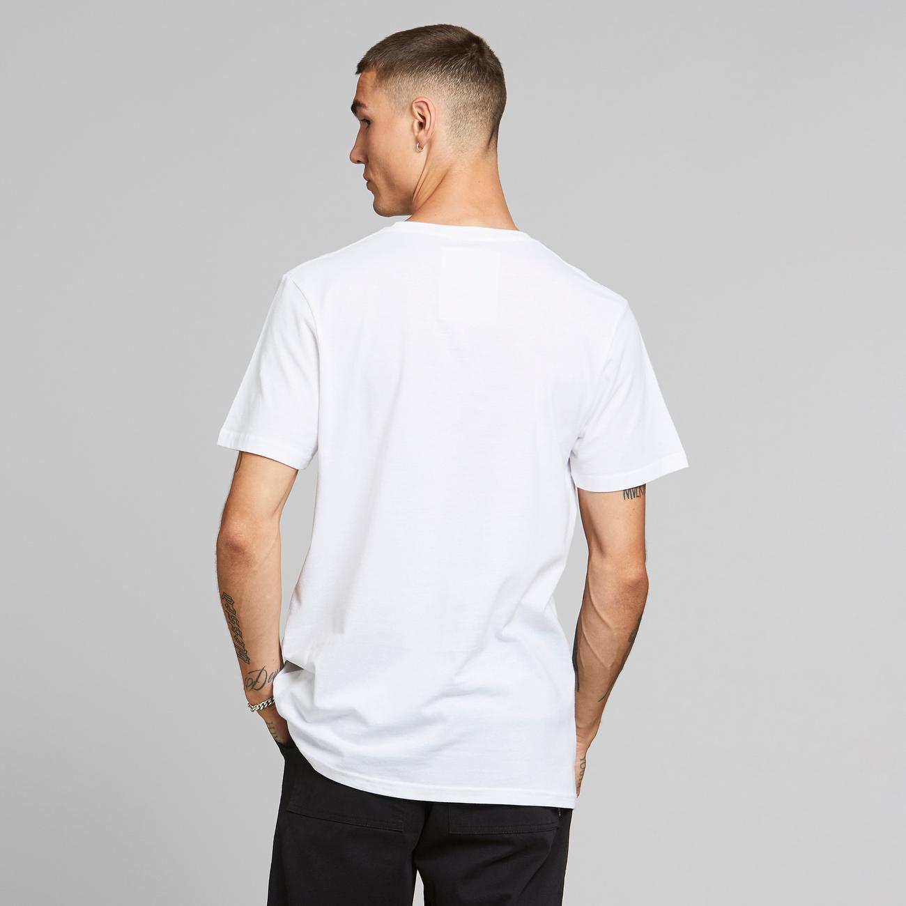 T-shirt Stockholm Not Bananas White