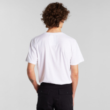 T-shirt Stockholm Snoopy Earth White