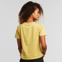 T-shirt Mysen Stripes Yellow