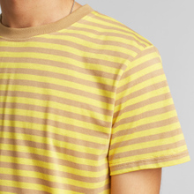 T-shirt Stockholm Stripes Yellow