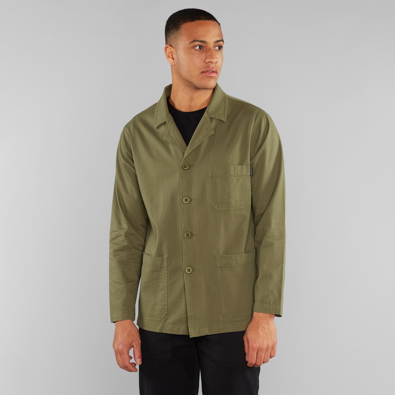 Jacket Leksand Olive Green