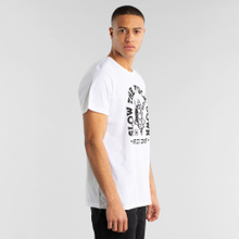 T-shirt Stockholm Slow Down White