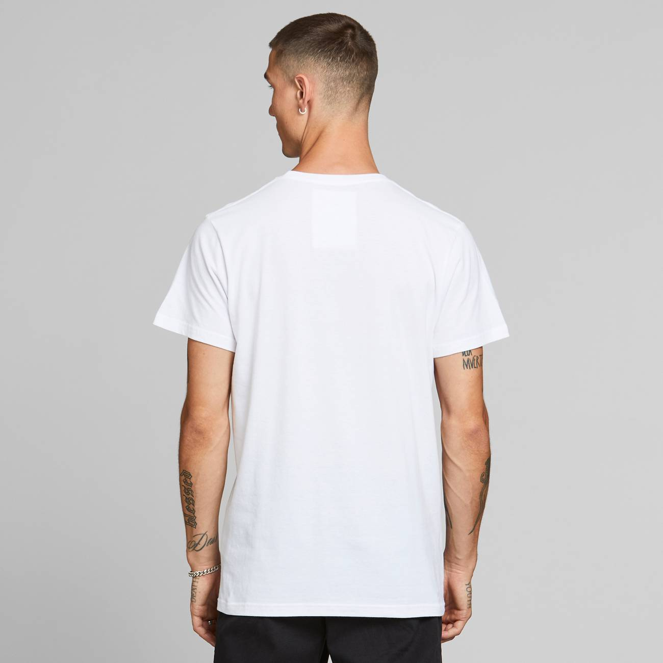 T-shirt Stockholm Lucy White