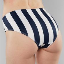 Bikini Bottoms Lau Big Stripes Navy