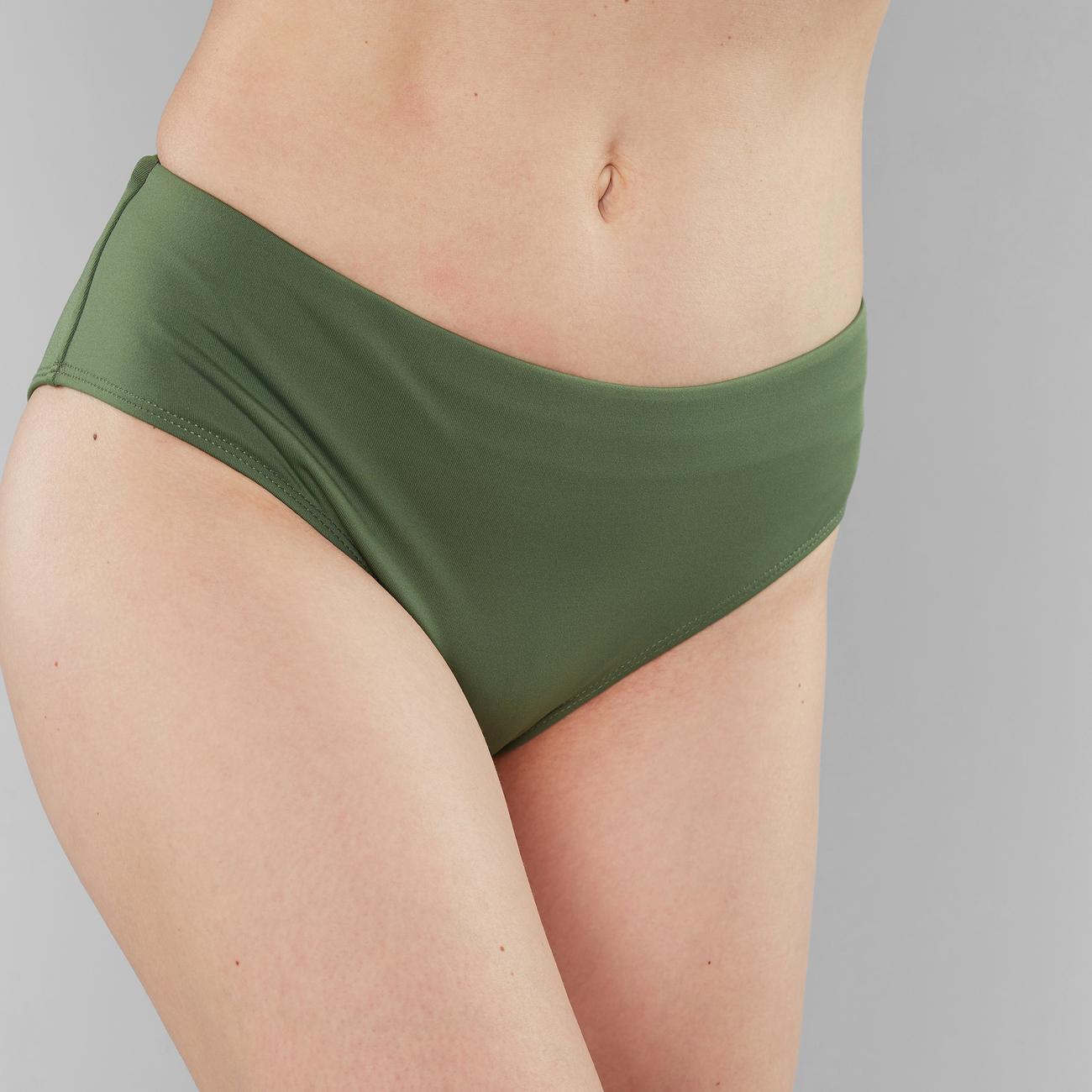 Bikini Bottoms Lau Olive Green
