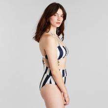 Bikini Top Kovik Big Stripes Navy