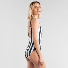 Sport Swimsuit Rana Big Stripes Navy
