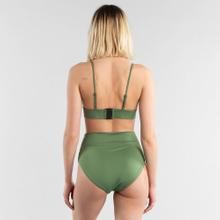 Bikini Pants Slite Olive Green