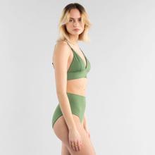Bikini Top Hemse Olive Green
