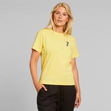 T-shirt Mysen Lucy Yellow