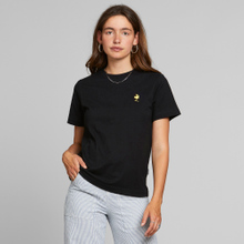 T-shirt Mysen Woodstock Black