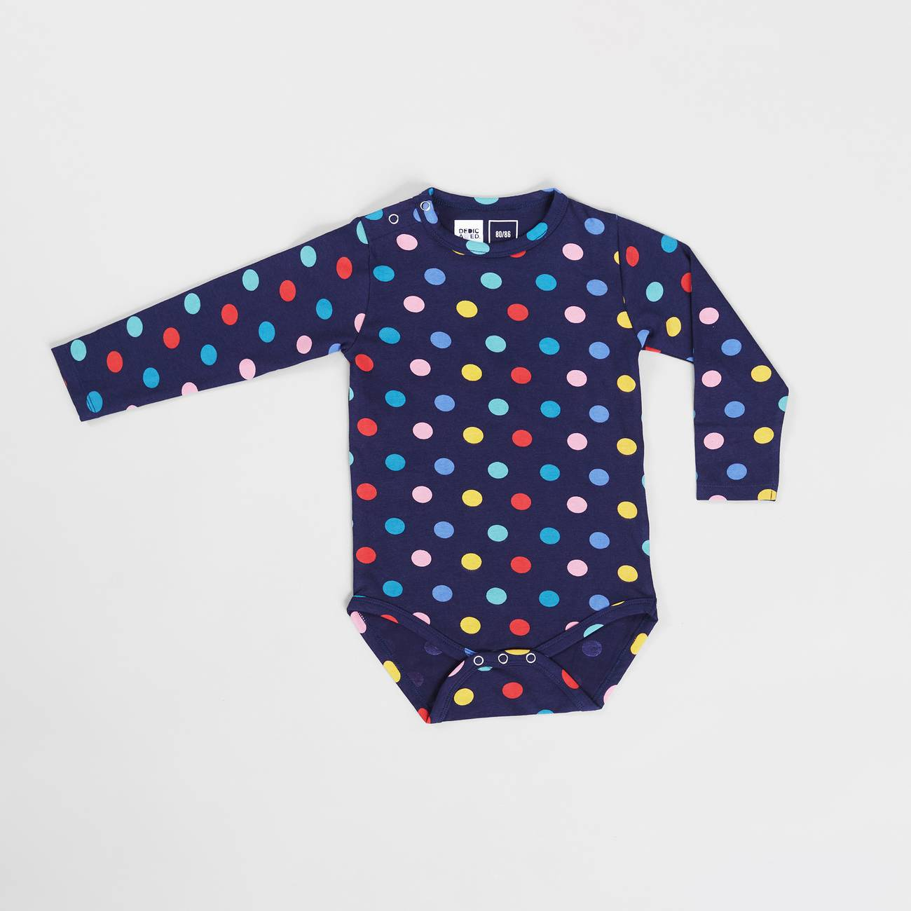 Body Vimmerby Color Dots Navy