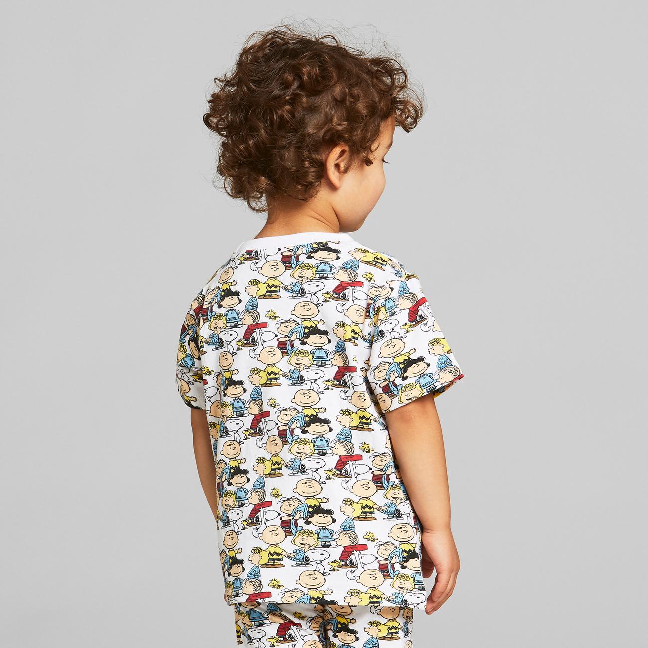 T-shirt Hamra Peanuts AOP Multi Color