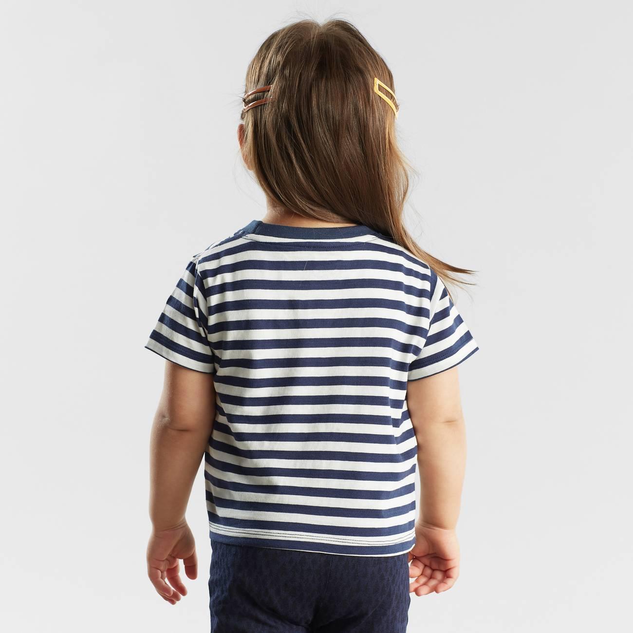 T-shirt Hamra Stripes Navy