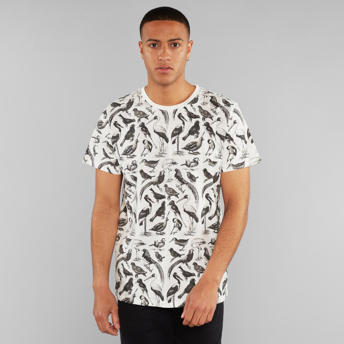 T-shirt Stockholm Black Birds