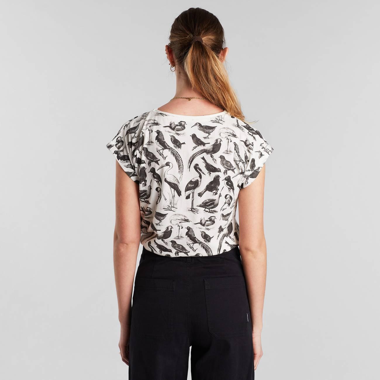 T-shirt Visby Black Birds