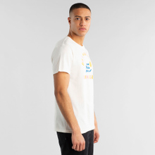 T-shirt Stockholm Sun and Sea Off-White