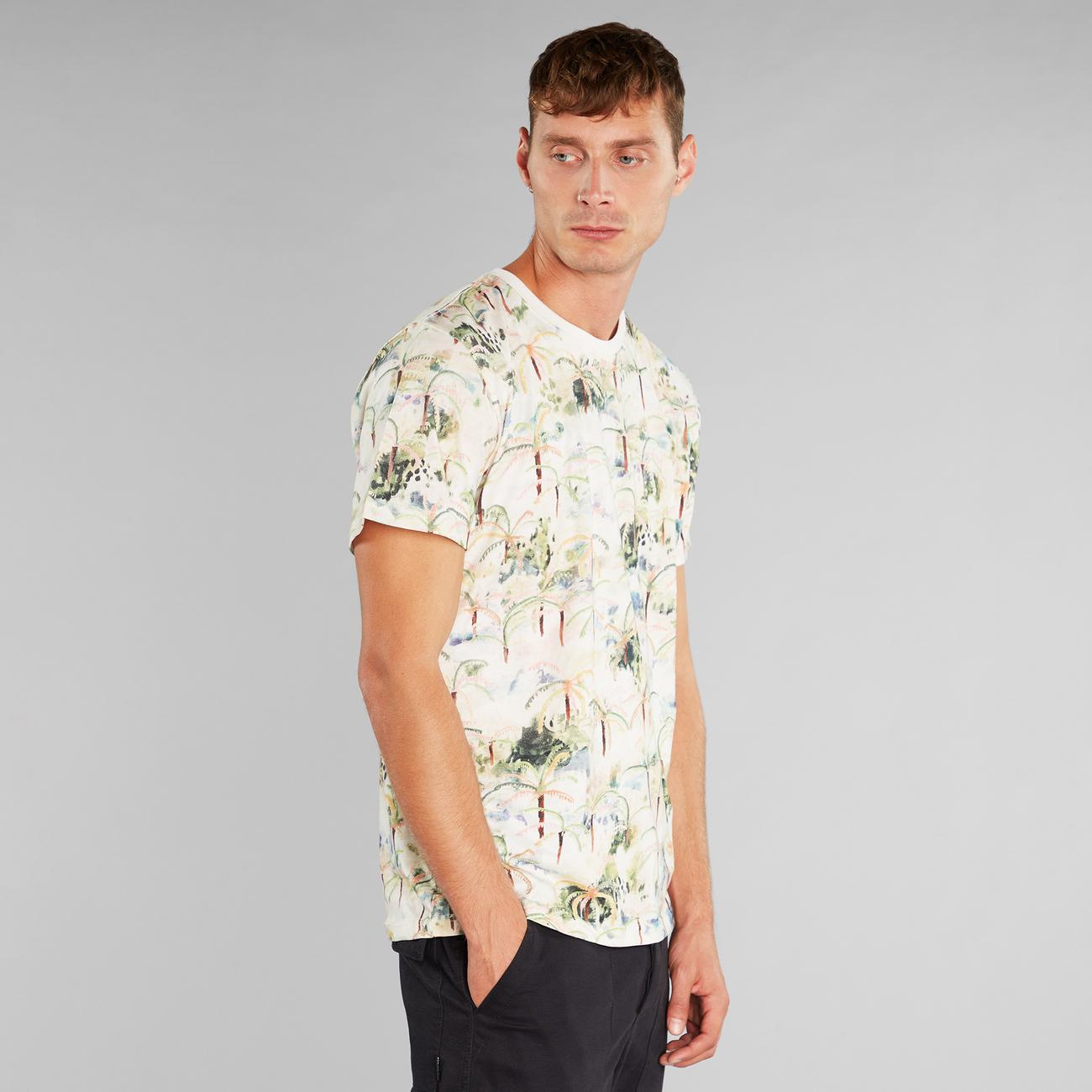 T-shirt Stockholm Tropics