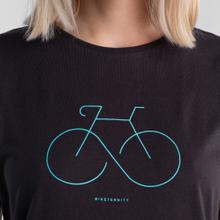 T-shirt Visby Biketernity Charcoal
