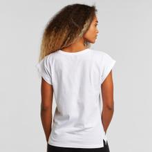 T-shirt Visby Pride Flag White