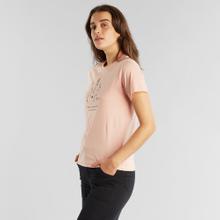 T-shirt Mysen A Man's Feelings Silver Pink