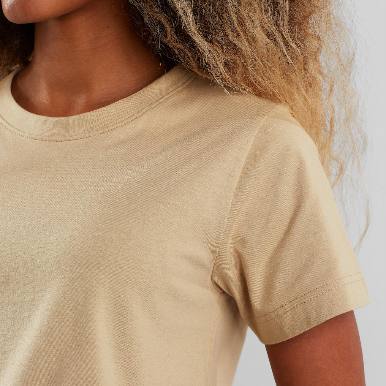 T-shirt Mysen Base Beige