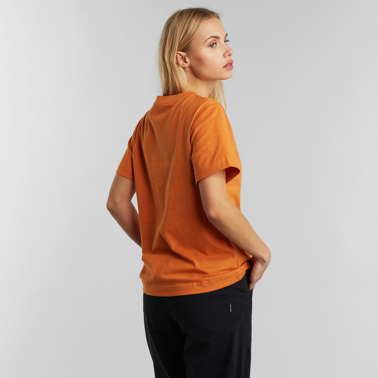T-shirt Mysen Base Orange