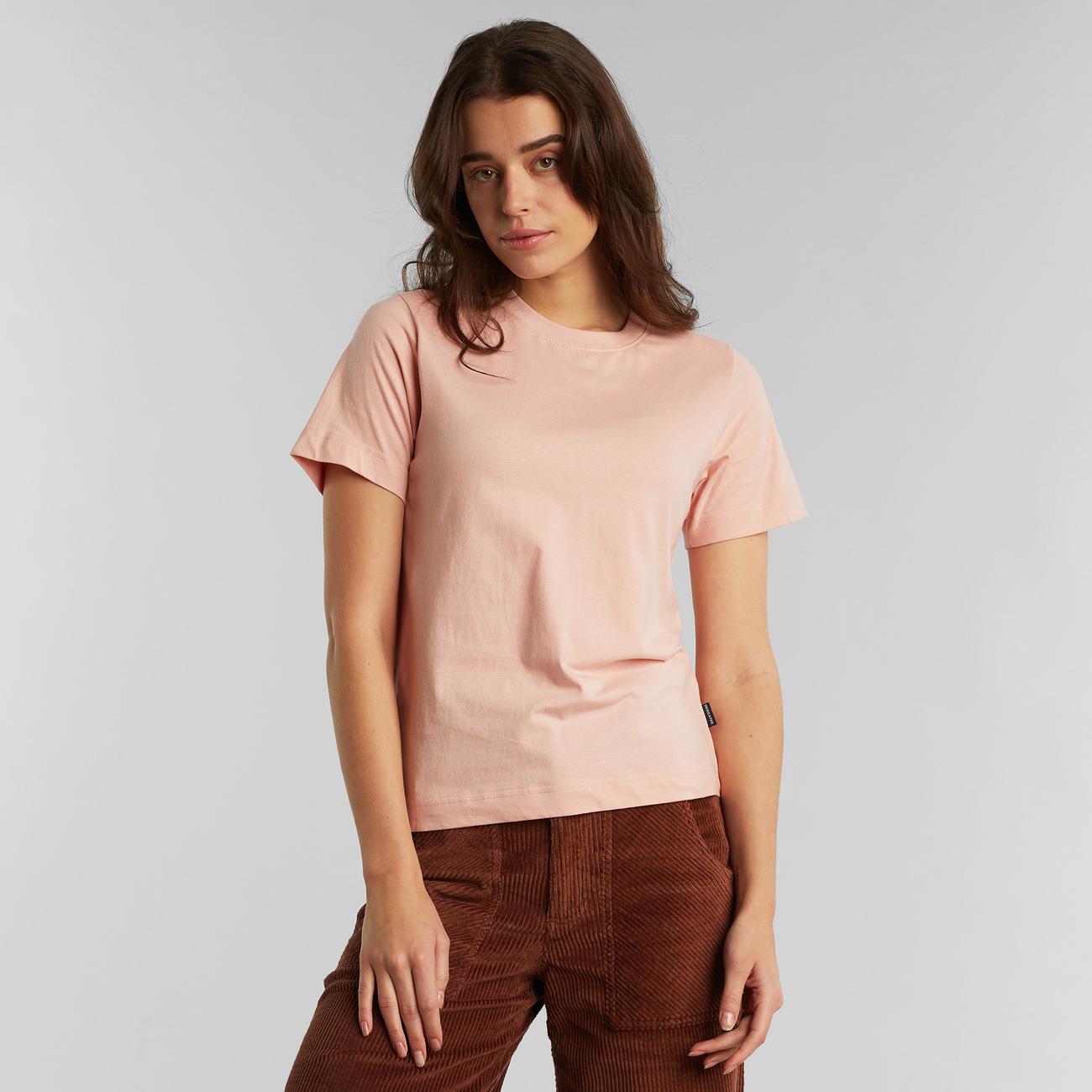 T-shirt Mysen Base Silver Pink