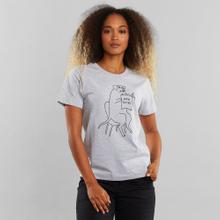 T-shirt Mysen New Tricks Grey Melange