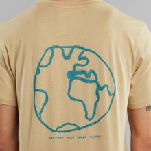 T-shirt Stockholm Atlas Beige