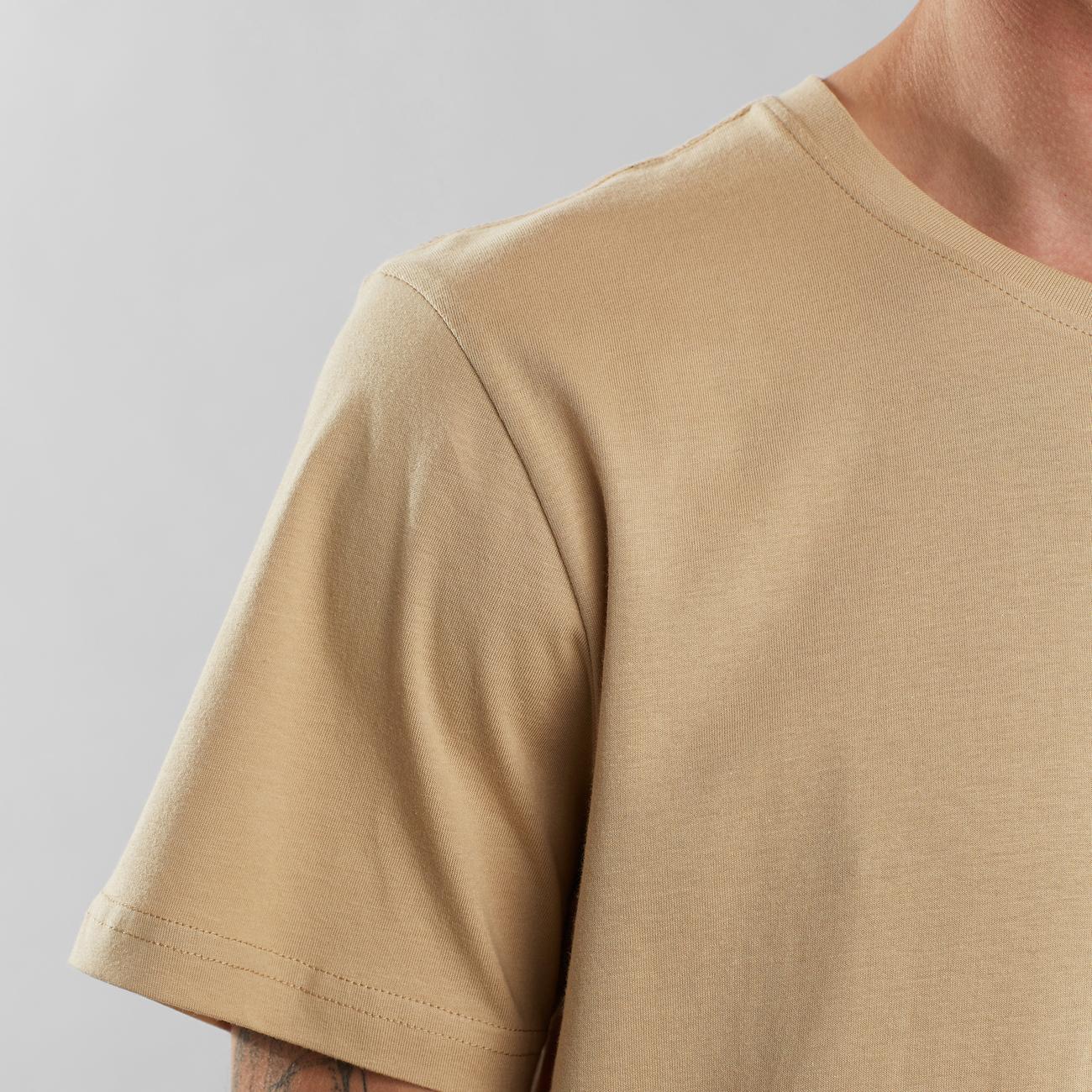 T-shirt Stockholm Base Beige