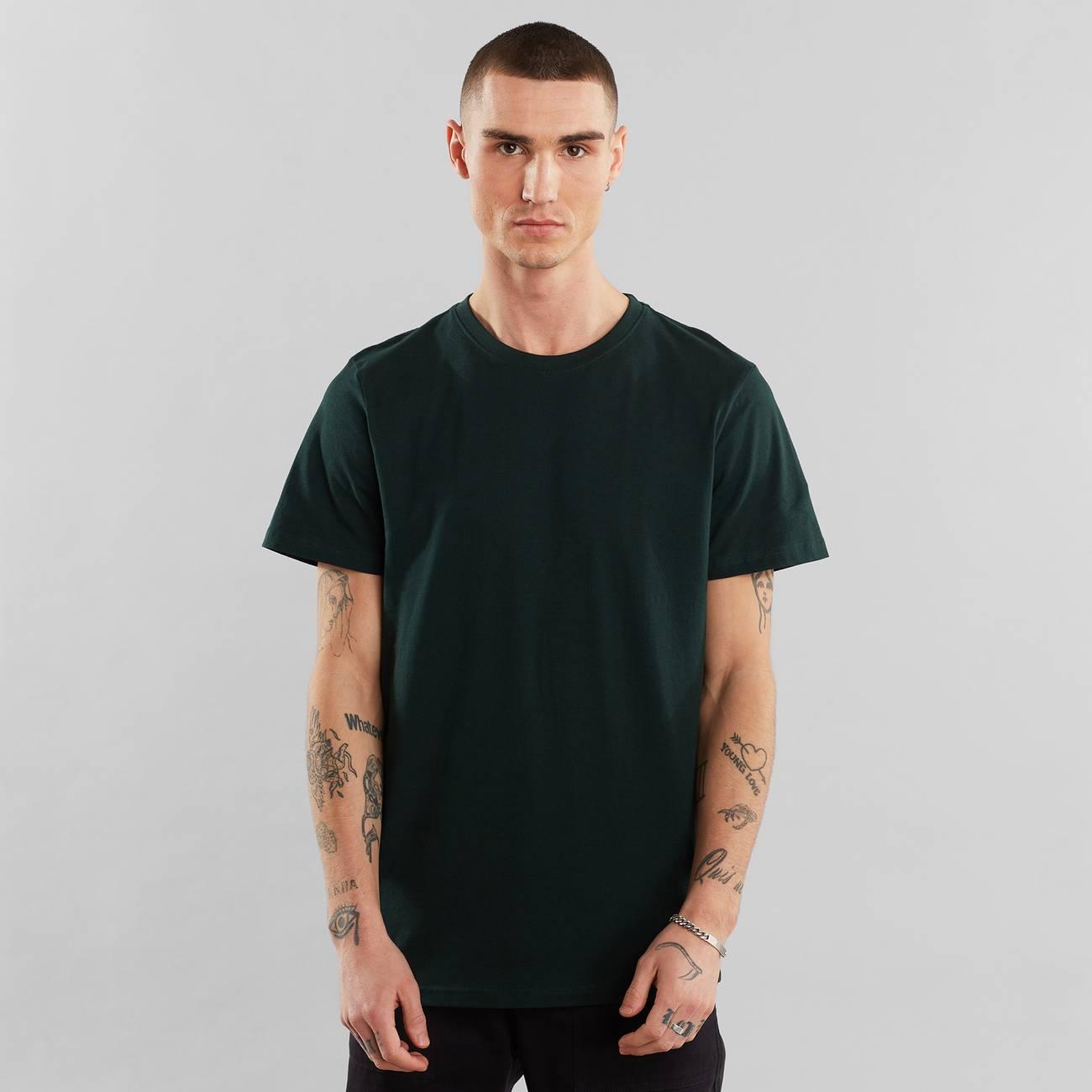 T-shirt Stockholm Base Dark Green