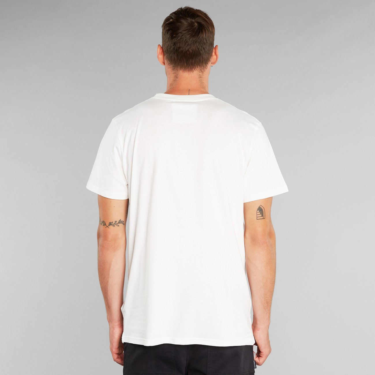 T-shirt Stockholm Earth Off-White
